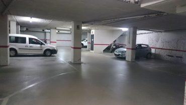 Pintura en Parkings